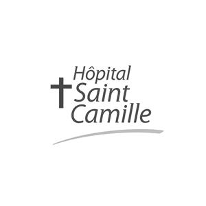 Logo Hôpital Saint Camille